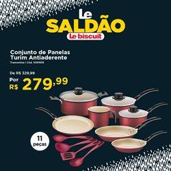 Catálogo Le Biscuit em Olinda ( Vencido )