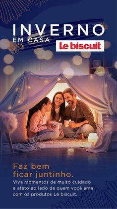 Catálogo Le Biscuit (  5 dias mais)
