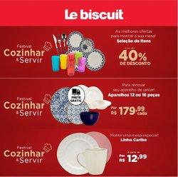 Catálogo Le Biscuit (  Publicado hoje)