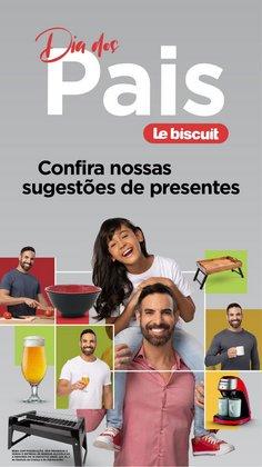 Ofertas de Le Biscuit no catálogo Le Biscuit (  5 dias mais)