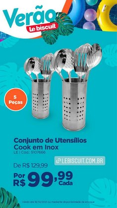 Catálogo Le Biscuit (  Publicado ontem)