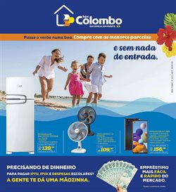 Catálogo Lojas Colombo em Joinville ( 10 dias mais )