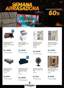 Catálogo Lojas Colombo em Curitiba ( Vencido )