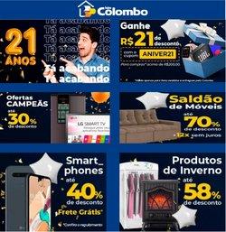 Catálogo Lojas Colombo (  Publicado ontem)