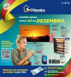 Ofertas de Lojas de Departamentos no catálogo Lojas Colombo (  3 dias mais)