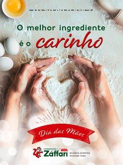 Ofertas de Dia das Mães no catálogo Zaffari (  Vence hoje)