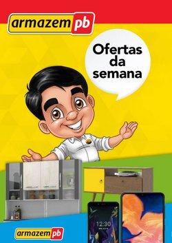 Ofertas Lojas de Departamentos no catálogo Armazém Paraíba em Taboão da Serra ( Publicado hoje )