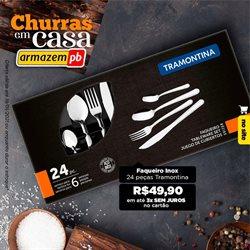 Ofertas Lojas de Departamentos no catálogo Armazém Paraíba em Campina Grande ( Vence hoje )