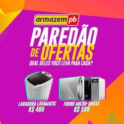 Catálogo Armazém Paraíba em Campina Grande ( Vencido )