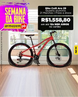 Ofertas de Armazém Paraíba no catálogo Armazém Paraíba (  Vence hoje)