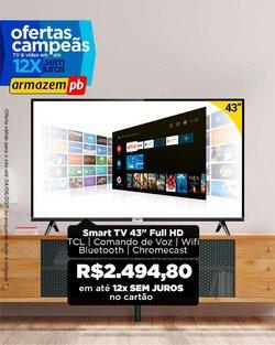 Ofertas de Armazém Paraíba no catálogo Armazém Paraíba (  Válido até amanhã)