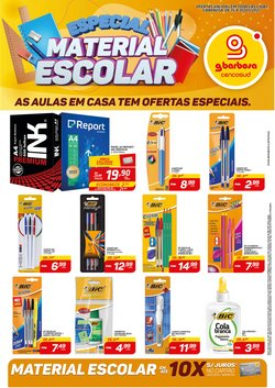 Catálogo GBarbosa em Maceió ( 5 dias mais )