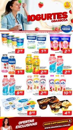 Ofertas Supermercados no catálogo GBarbosa em Lauro de Freitas ( 3 dias mais )
