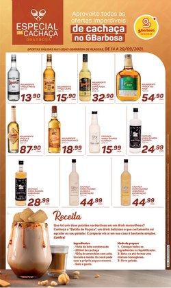Ofertas de Supermercados no catálogo GBarbosa (  Vence hoje)