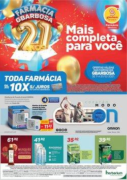Ofertas de Supermercados no catálogo GBarbosa (  10 dias mais)