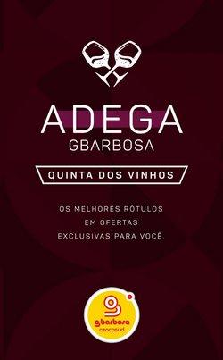 Ofertas de Supermercados no catálogo GBarbosa (  Publicado hoje)