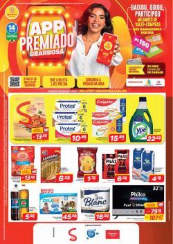 Ofertas de Supermercados no catálogo GBarbosa (  4 dias mais)
