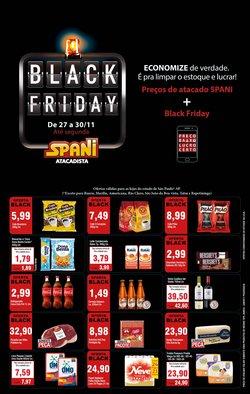 Ofertas Supermercados no catálogo Spani Atacadista ( 2 dias mais )