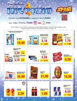 Ofertas de Supermercados no catálogo Spani Atacadista (  Publicado hoje)