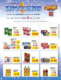 Ofertas de Supermercados no catálogo Spani Atacadista (  2 dias mais)