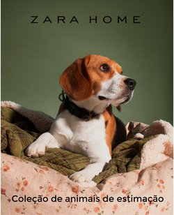 Ofertas Casa e Decoração no catálogo ZARA HOME em Paulista ( Mais de um mês )