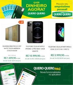 Ofertas de Motorola no catálogo Quero Quero (  Vence hoje)