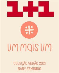 Ofertas Brinquedos, Bebês e Crianças no catálogo 1+1 em Carapicuíba ( 28 dias mais )