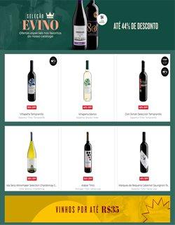 Ofertas Restaurantes no catálogo Evino em São Caetano do Sul ( Vence hoje )