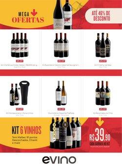 Ofertas Restaurantes no catálogo Evino em Brasília ( Válido até amanhã )