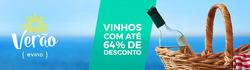 Promoção de Evino no folheto de São Paulo