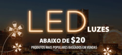 Promoção de DealExtreme no folheto de São Paulo