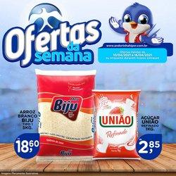 Ofertas Supermercados no catálogo Andorinha Hipermercado em Guarulhos ( 3 dias mais )