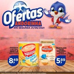 Ofertas de Supermercados no catálogo Andorinha Hipermercado (  Publicado hoje)
