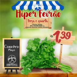 Ofertas de Andorinha Hipermercado no catálogo Andorinha Hipermercado (  Válido até amanhã)