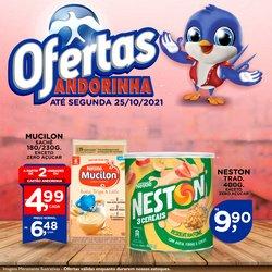 Ofertas de Andorinha Hipermercado no catálogo Andorinha Hipermercado (  Publicado ontem)