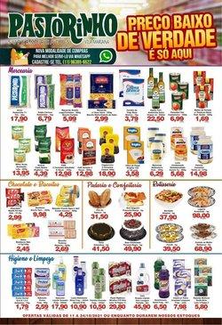 Catálogo Supermercado Pastorinho (  6 dias mais)