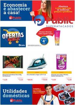 Ofertas de Public Supermercados no catálogo Public Supermercados (  Publicado hoje)