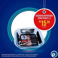 Ofertas de Public Supermercados no catálogo Public Supermercados (  2 dias mais)