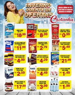 Ofertas de Supermercado Castanha no catálogo Supermercado Castanha (  Válido até amanhã)