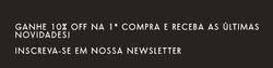 Promoção de Timberland no folheto de São Paulo