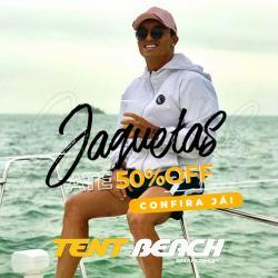 Ofertas de Esporte e Fitness no catálogo Tent Beach (  Publicado ontem)