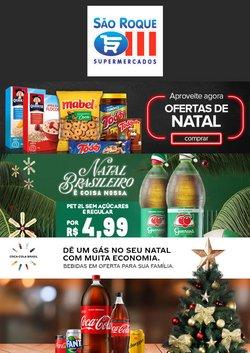 Catálogo São Roque Supermercados (  29 dias mais)