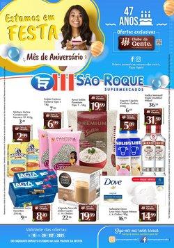Catálogo São Roque Supermercados (  Válido até amanhã)
