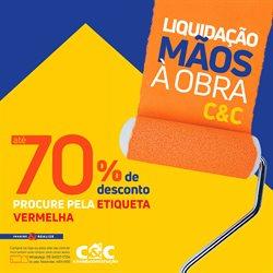 Ofertas Material de Construção no catálogo C&C em Campinas ( 10 dias mais )