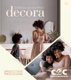 Ofertas de Dia das Mães no catálogo C&C (  Válido até amanhã)