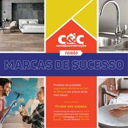Catálogo C&C (  2 dias mais)