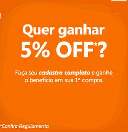 Promoção de Casa & Construção no folheto de São Paulo