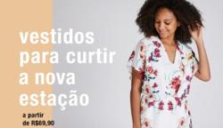 Promoção de Luigi Bertolli no folheto de Recife