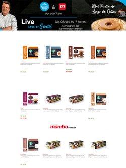 Ofertas Supermercados no catálogo Mambo em Arapiraca ( Publicado a 2 dias )