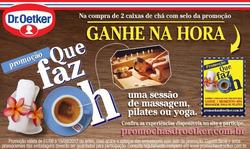 Promoção de Mambo no folheto de São Paulo